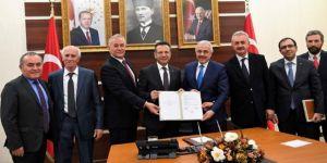 Valilik ve GEBKİM protokol imzaladı