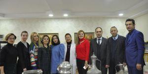 Gaziantep'in yakın tarihindeki etnografik kültürü sergilendi