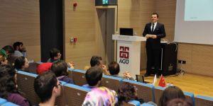 AGÜ'de Staj Deneyimi Günü etkinliği düzenlendi