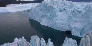 Buzulların erimesiyle ABD'nin gizli silahları ortaya çıktı