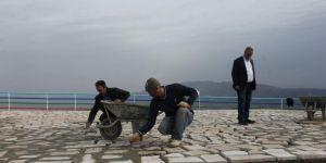 Kalet-ül Üstat Tepesi'ne tabiat parkı yapılıyor