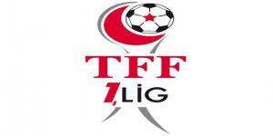 TFF 1. Lig'de ilk yarı istatistikleri