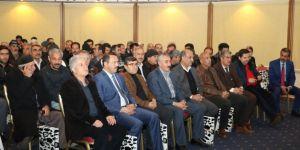 Elazığ'da besicilere seminer verildi