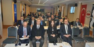 Kültür mantarı bilgilendirme toplantısı yapıldı