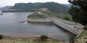 Son yağışlar Atikhisar'a yaradı