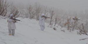 Tunceli'de komando timlerinin terör operasyonları sürüyor