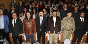 Bismil'de 'Medya ve Algı Yönetimi' semineri verildi
