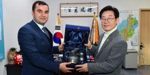Güney Kore- Türkiye diplomatik ilişkileri geliştiriyor