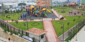 Gebze'de 2 milyon metrekare park alana bakım
