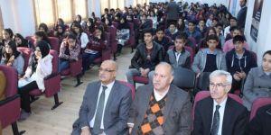 Yazar Çınar Arıkan okul öğrencileriyle buluştu