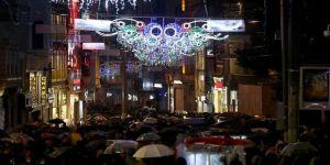 Şişli'de yılbaşı kutlamaları iptal