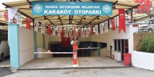 Karaköy Otoparkında araç kabulü yarın başlıyor