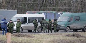Ukrayna'da esir takası