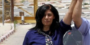 İsrail, Filistinli kadın vekilin tutukluluk süresini 6 ay uzattı