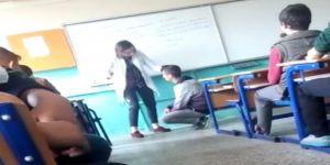 O öğretmene uzaklaştırma