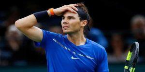 Rafael Nadal çekildi!