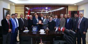 Başkan Sekmen'den TÜMSİAD'a ziyaret