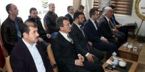 AK Parti'de yeni başkan Muhammet Ayaz