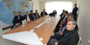 Çalık Yeşilyurt Belediyesinin yatırımlarını inceledi