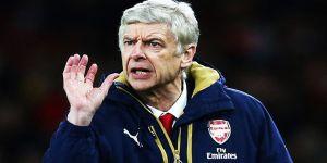 Arsene Wenger rekor maçını kazanamadı