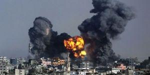İsrail savaş uçakları bombaladı!
