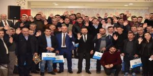 Doğan: Türkiye'ye örnek bir belediyeyiz