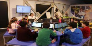 Kocaeli Bilim Merkezi'ne ayda 18 bin ziyaret