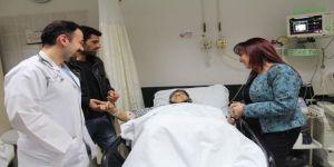Servergazi Devlet Hastanesinde polikliniklerin hizmet verecekleri saatler