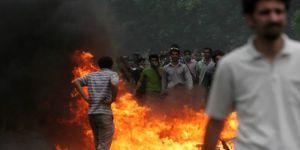 İran'ı sarsan görüntüler sona erdi