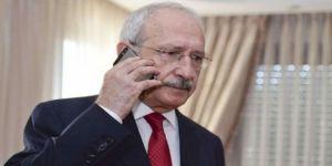 Kılıçdaroğlu'ndan Destici'ye geçmiş olsun telefonu