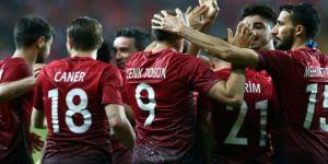 A Mili Takım, İran ile hazırlık maçı oynayacak