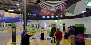 Bilim Merkezi'ni bir yılda 150 bin kişi ziyaret etti