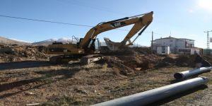 Niğde Belediyesi Altyapı çalışmalarına devam ediyor