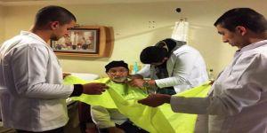 Artvin'de yaşlı ve hasta vatandaşlara kişisel bakım hizmeti