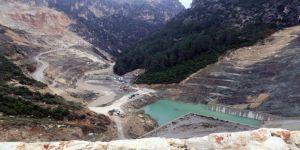 Pamukluk Barajı yıl sonunda bitecek