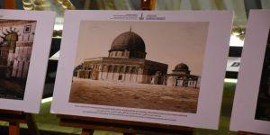 Abdülhamid Han'ın albümünden Kudüs