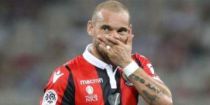 Wesley Sneijder transferi resmen açıklandı
