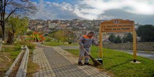 Maltepe'de 4 yılda 664 bin ton evsel atık toplandı