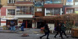Diyarbakır Sanat Sokağı'nda patlama