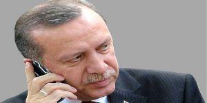 Cumhurbaşkanı Erdoğan Cenk Tosun'u tebrik etti