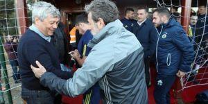 Lucescu'dan Süper Lig takımlarına ziyaret
