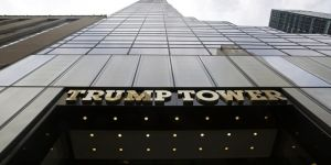 Trump Tower'da çıkan yangında 3 kişi yaralandı