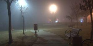 Başkent sise teslim oldu