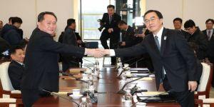 Kuzey Kore ve Güney Kore'den üst düzey görüşme