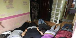 DEAŞ operasyonunda 13 tutuklama