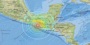 Korkunç deprem! Tsunami bekleniyor