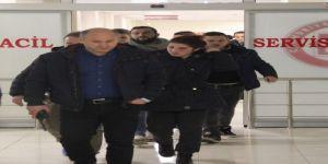 Sivas'taki cinayetin ardından şüpheliler yakalandı