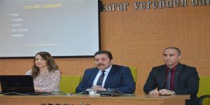 Eğitim Değerlendirme toplantısı