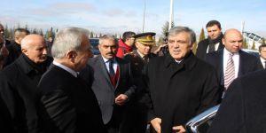 11. Cumhurbaşkanı Gül, Kayseri'de