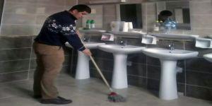 Avrupa şampiyonuna temizlik yaptırılıyor iddiası